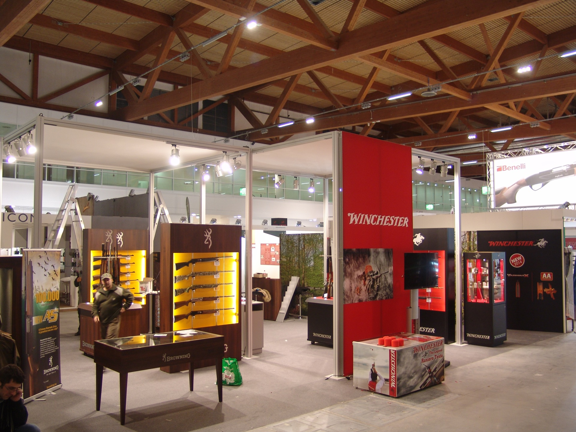 modulaire standenbouw: Vicenza