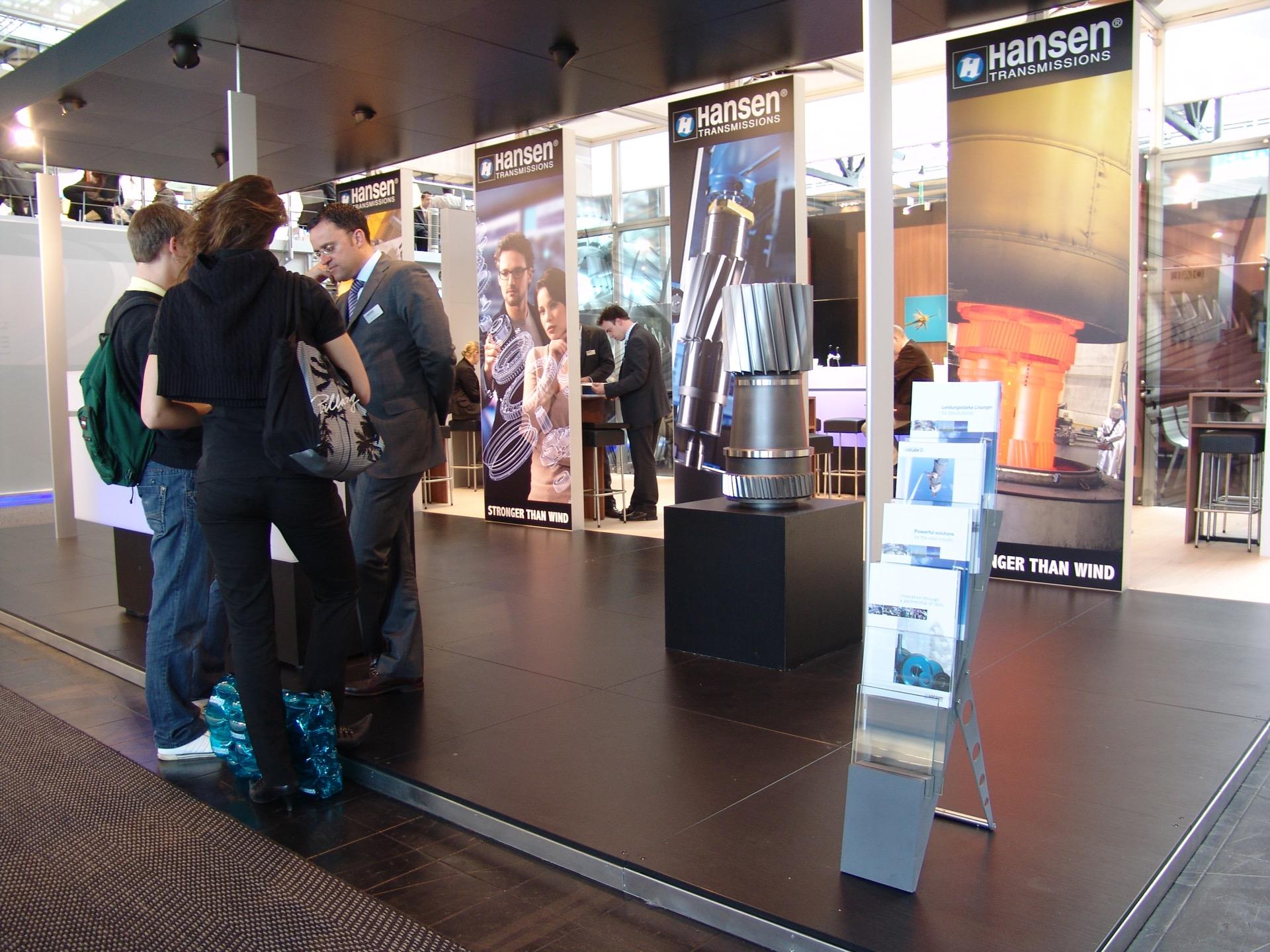standbouw: Hannover