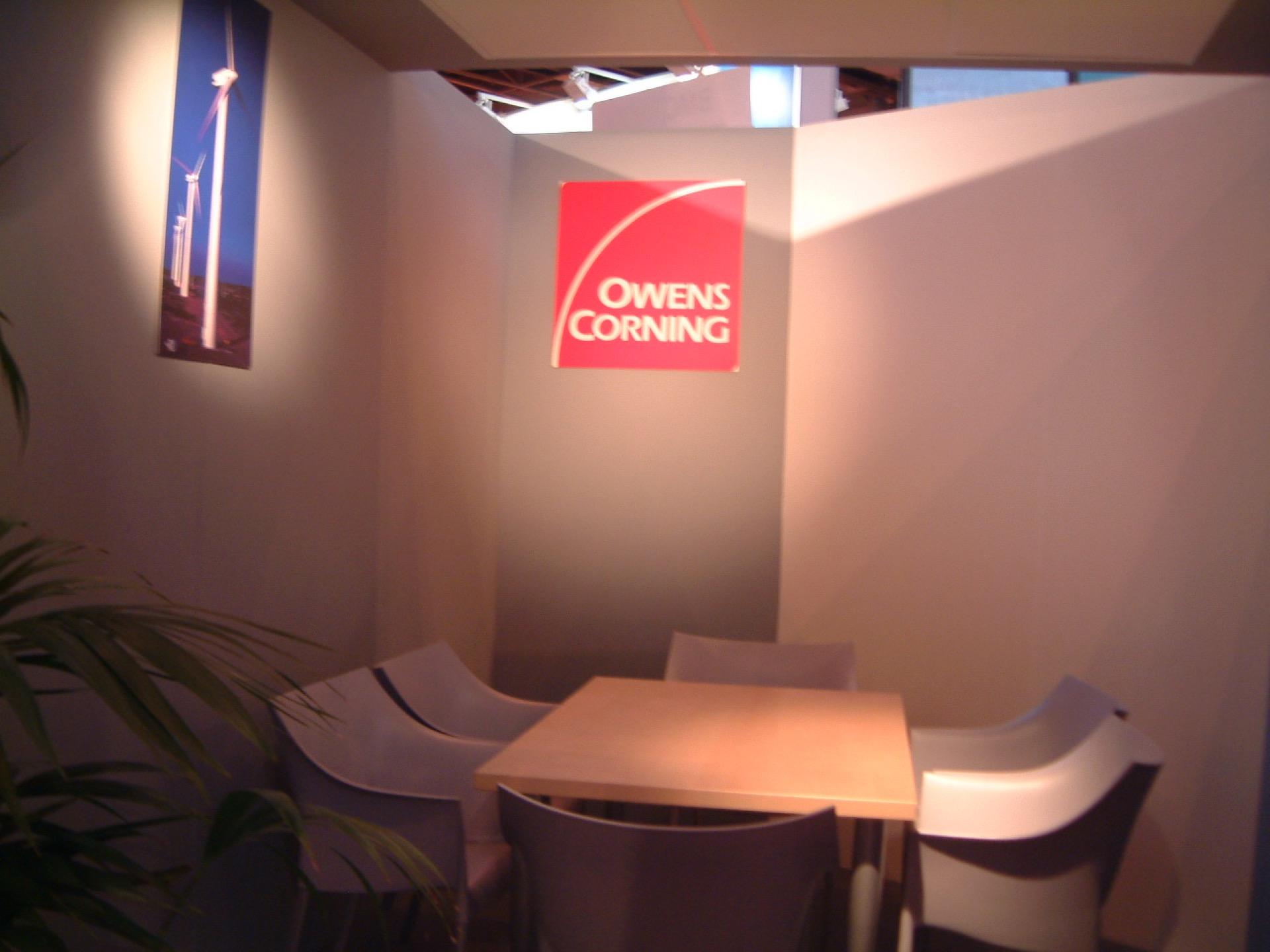 standenbouw: Owens Corning