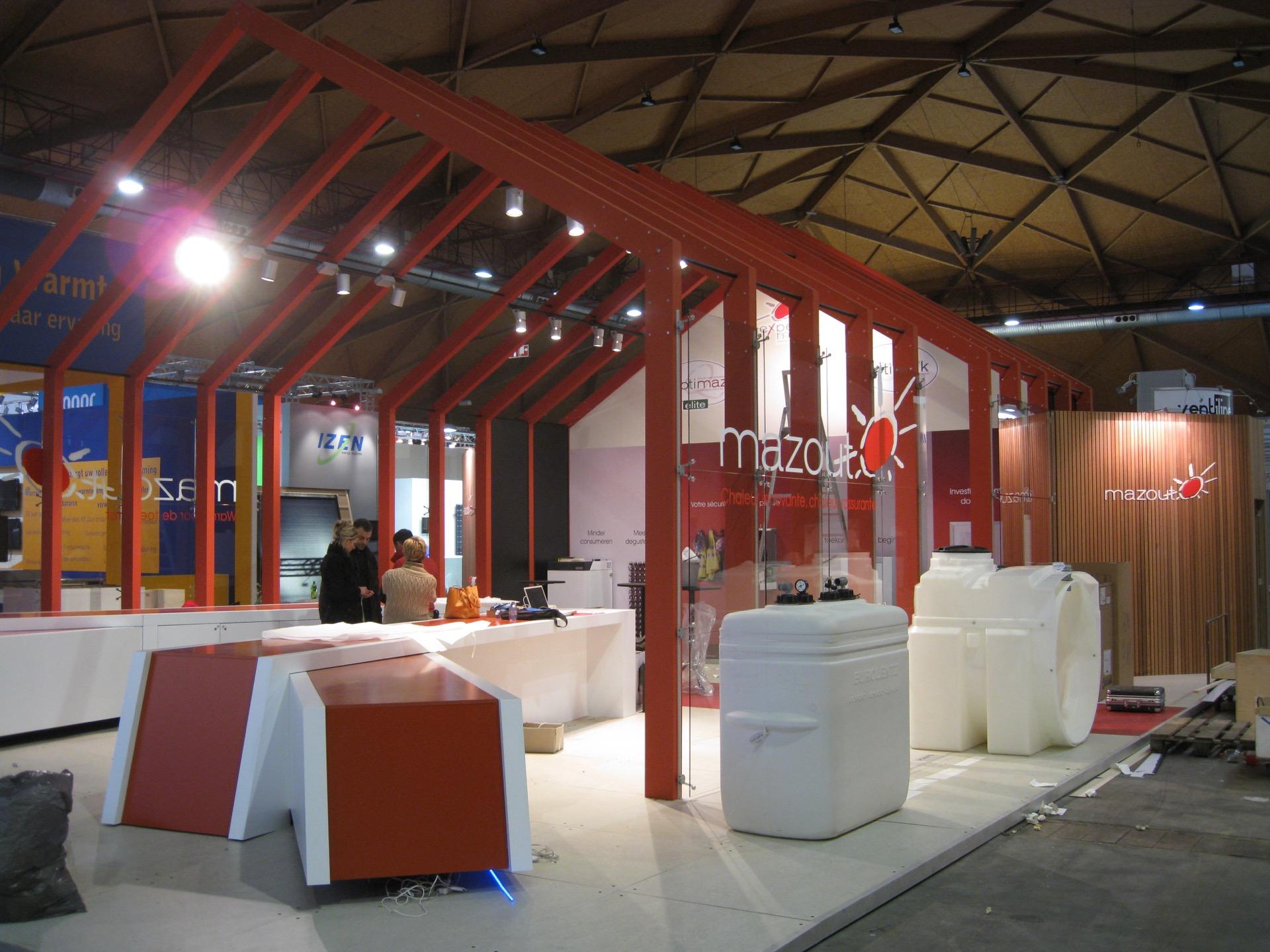standenbouw: Brussel